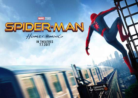 Spider-Man's Homecoming is Marvel-lous! Screen Talk with Gareth Jamieson