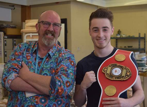 CAVC student crowned Tae Kwon Do champion