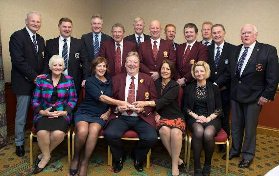 Pyle & Kenfig are the Welsh golf club of the year!