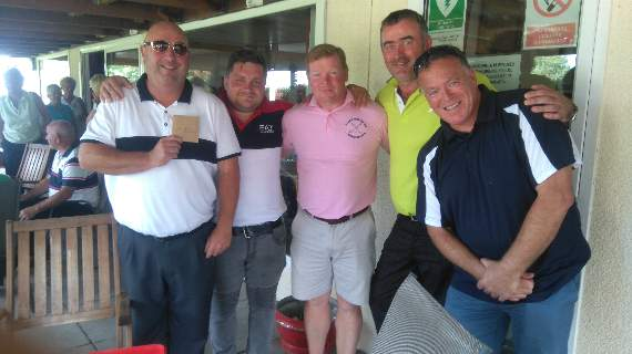 Captain's day at St Athan Golf Club