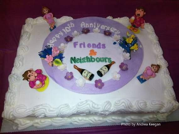Friends And Neighbours Celebrate 10th Anniversary