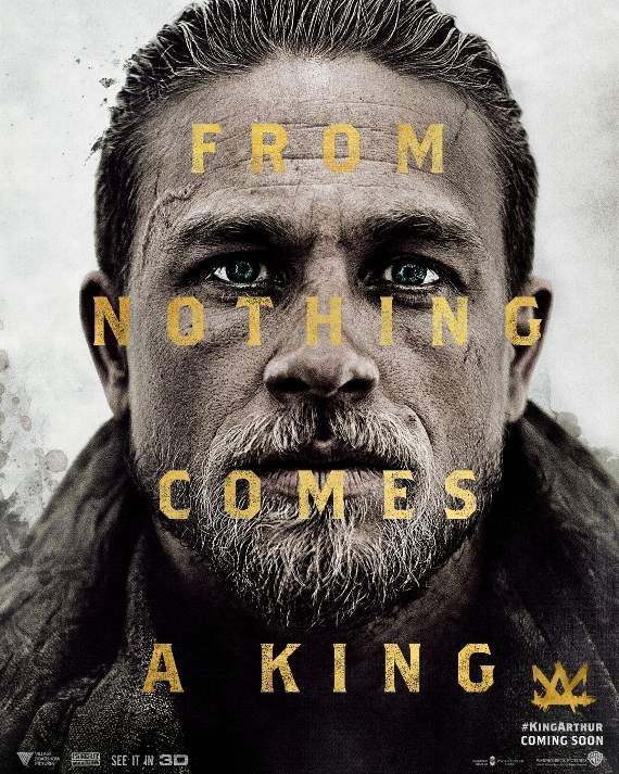 Guy Ritchie's King Arthur  is royally underwhelming! Screen Talk with Gareth Jamieson